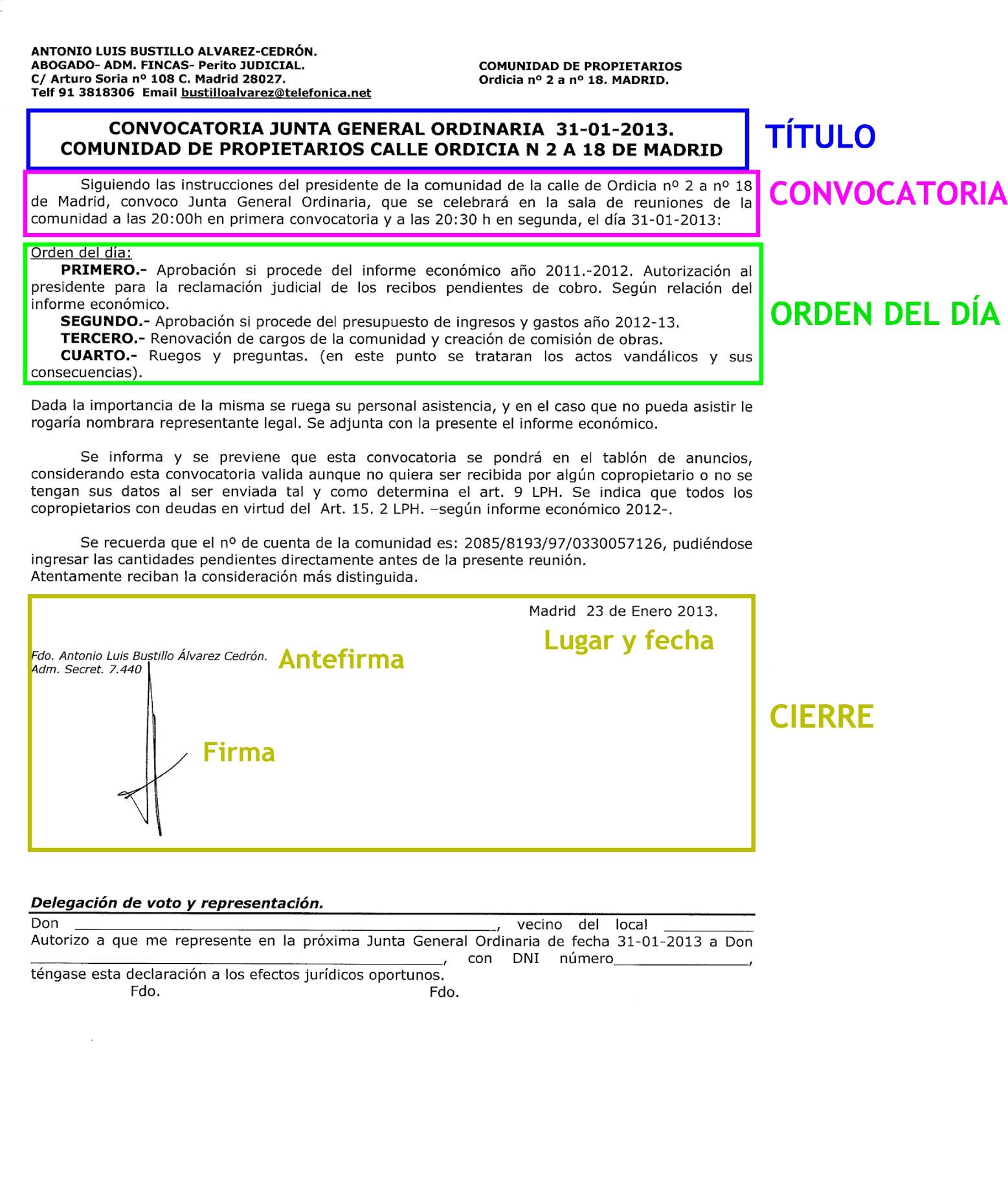 Modelos de textos: formularios: impreso de matrícula, contratos ...